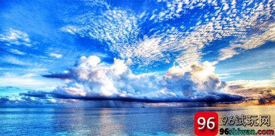 我今天去看海了,眼里是有你的海洋-第1张图片-96试玩网